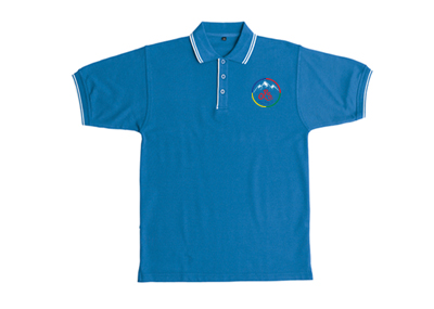 Polo Shirt Royal Blue