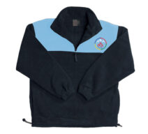 QPS fleece jacket